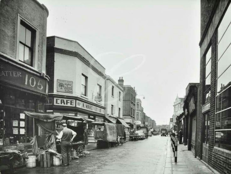 Lambeth Walk 1960s