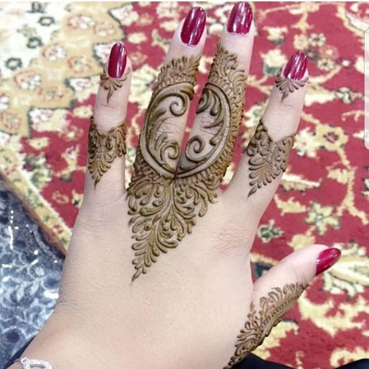 655 Likes, 6 Comments - حناء الامارات _ حناية Rak (@uae_henna) on Instagram