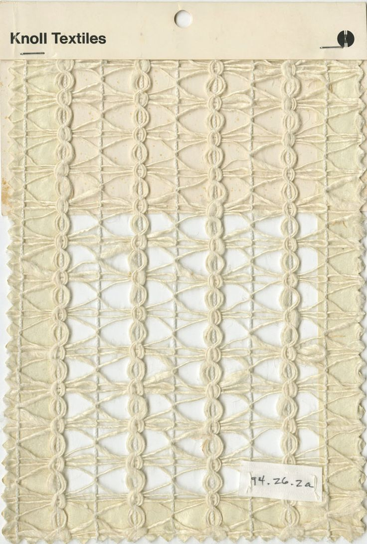knollDesign Center, Knoll Textiles, Woven Samples, Midcentury Design, Mid 20Th, Philadelphia Design, 20Th Century, Woven Fabrics, Knoll Woven