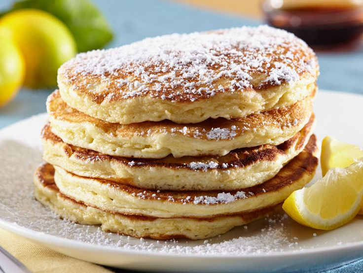 Amazing Lemon Ricotta Pancakes Breakfast Approved Recipes For Your T Plan