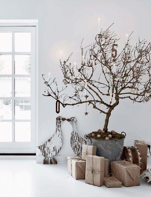 Decoraci n navide a sutil hh rbol dise o de u as - Arbol de navidad diseno ...