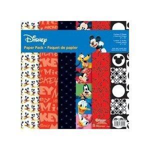Disney scrapbook paper
