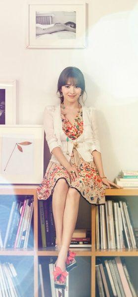 Song Hye-kyo ♥ Asian Beauty