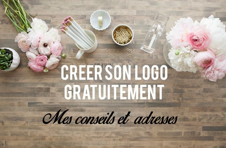 Créer son Logo Gratuitement