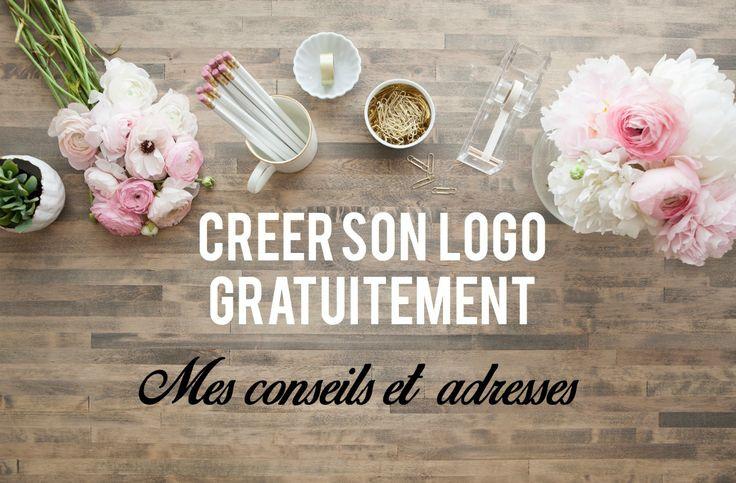 Créer son Logo Gratuitement Mes conseils et adresse pour créer son logo gratuitement