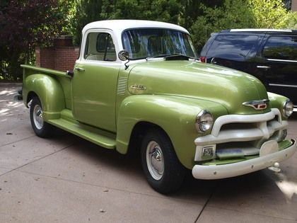 1954 Chevy Truck For Sale Canada