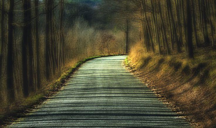 ...aj cesta môže byť cieľ..