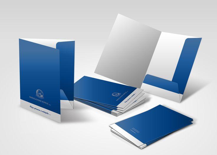 company folder