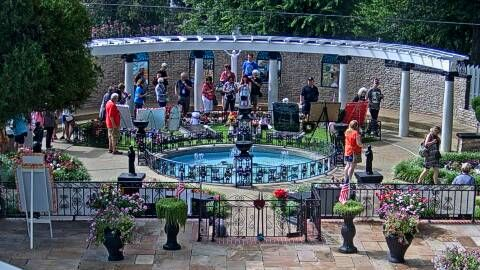 Webcam Graceland Meditation Garden - Memphis :::: 14-08-2018 ...
