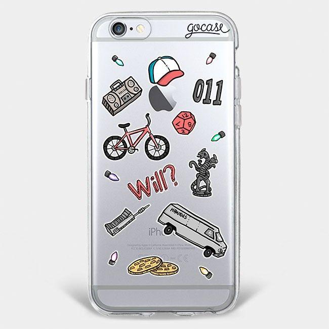 Coque Iphone C Stranger Things