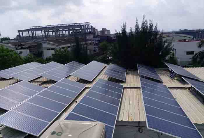 Govt Nod Setting Up 12000 Mw Rooftop Solar Panel Projects U R Energy Solar Solar Projects Solar Panel Project