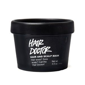 Hair Doctor Hair Mask. Lush store at North Star Mall.
