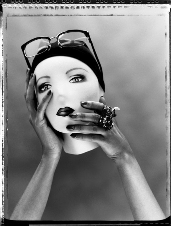 by DAVID BAILEY , photographer