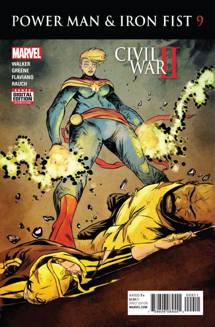 Marvel - Power Man and Iron Fist (2016) #9