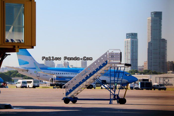 Domestic Airport - Buenos Aires, Argentina | FollowPanda.COM