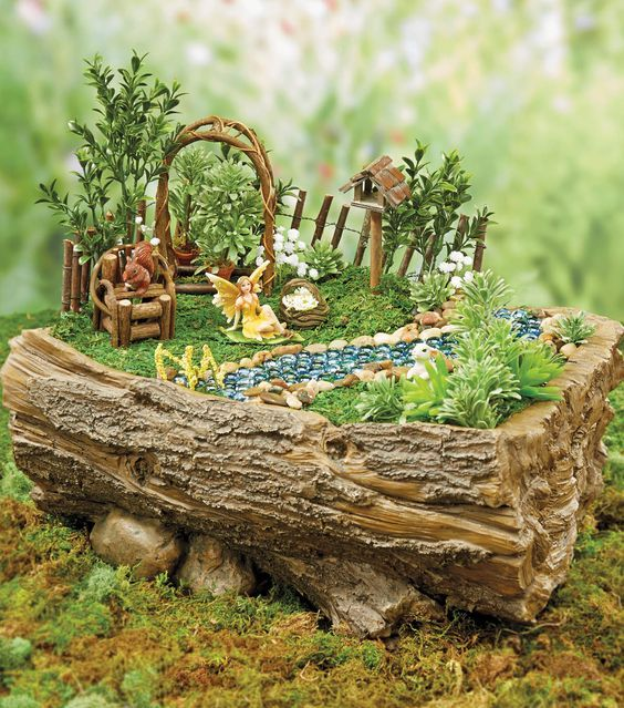 Some Fabulous Diy Fairy Gardening Projects