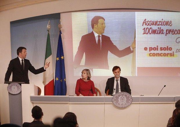 Informazione Contro!: LE MISURE DEL CDM Scuola, ok a disegno di legge  p...