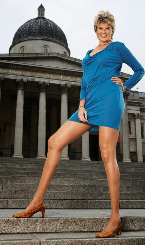 The Elite Women Who Are Proud To Boast The Longest Legs In The World