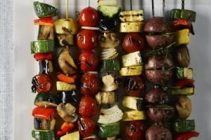 Top 10 Healthy Grilled Vegetable Recipes