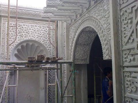 GRC Ornamen & Islamic Calligraphy   Jasa Pembuatan Ornamen GRC dan dekorasi Kaligrafi Islam Profesional