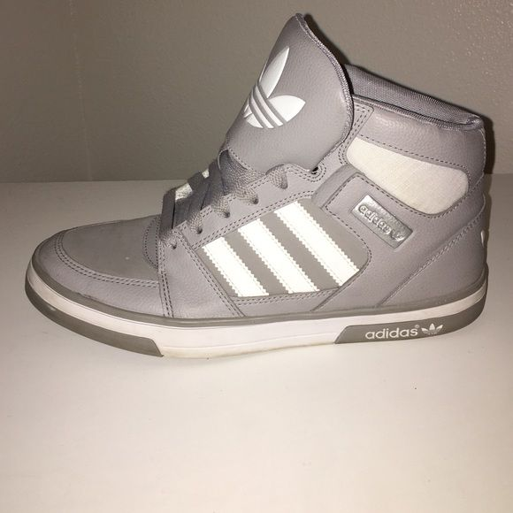 23cedd521 adidas high tops grey and white  adidas all white superstar