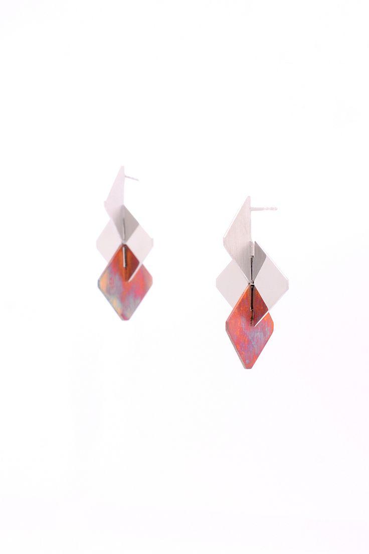Hexa earring