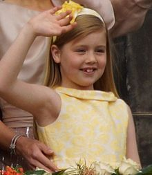 Full name Alexia Juliana Marcela Laurentien House House of Orange-Nassau Father Willem-Alexander of the Netherlands Mother Máxima Zorreguieta Born 26 June 2005 (age 8 in 2013) The Hague, Netherlands