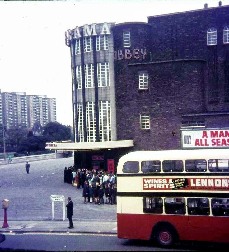 Abbey cinema wavertree 1970s