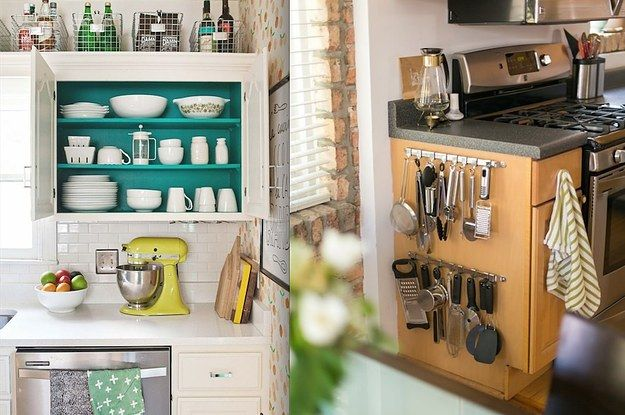 11 best images about apartments on pinterest storage for Extra storage for small kitchen