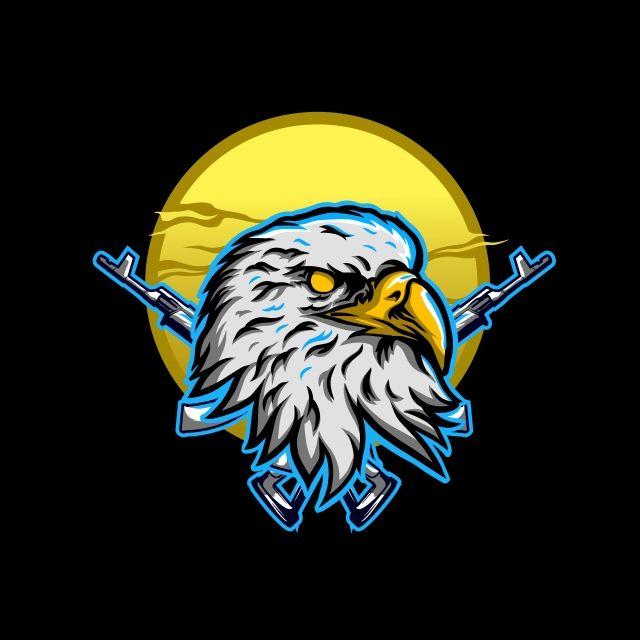 Eagle Head Maskot Logo Esport Logo Icons Head Icons Eagle Icons Png And Vector With Transparent Background For Free Download Burung Rajawali Logo Hewan Elang