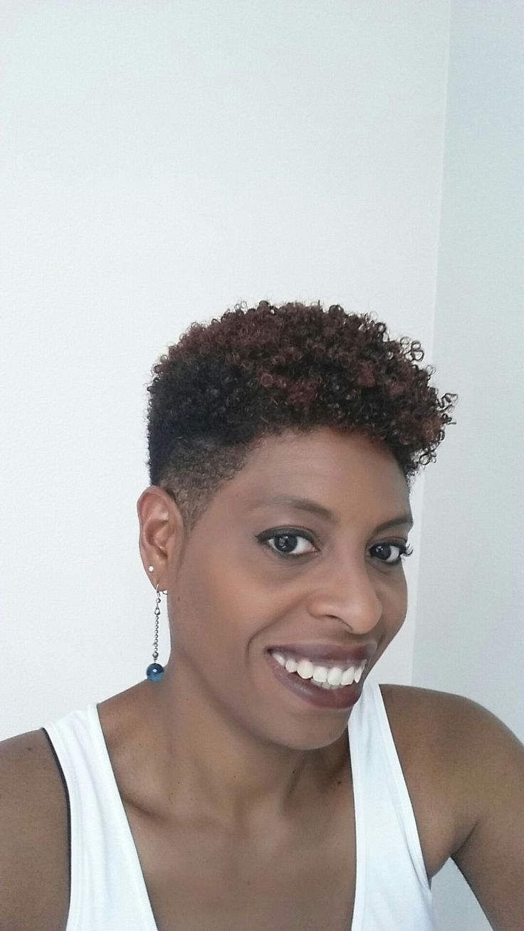 Tapered hair, love it   Tapered natural hair, Natural ...