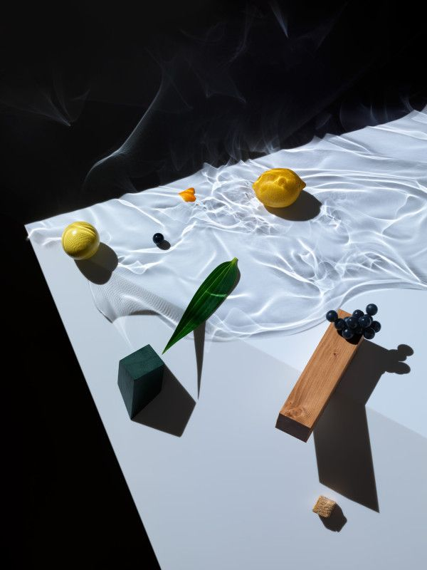 Fragrance Pyramids by Carl Kleiner