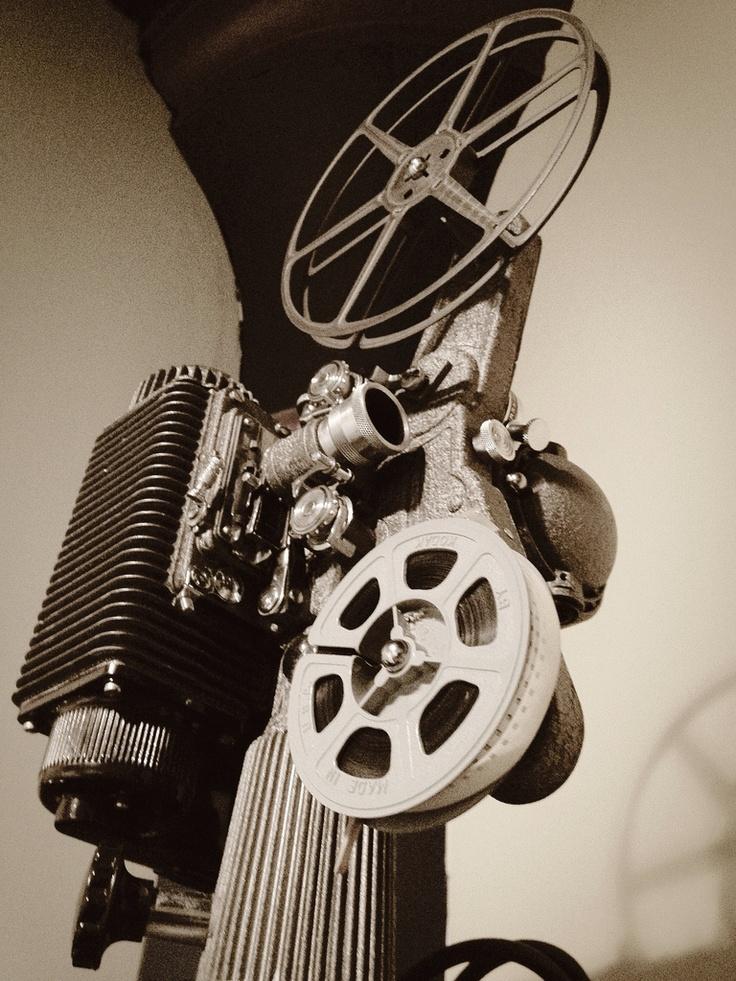 Proyector cine 1940