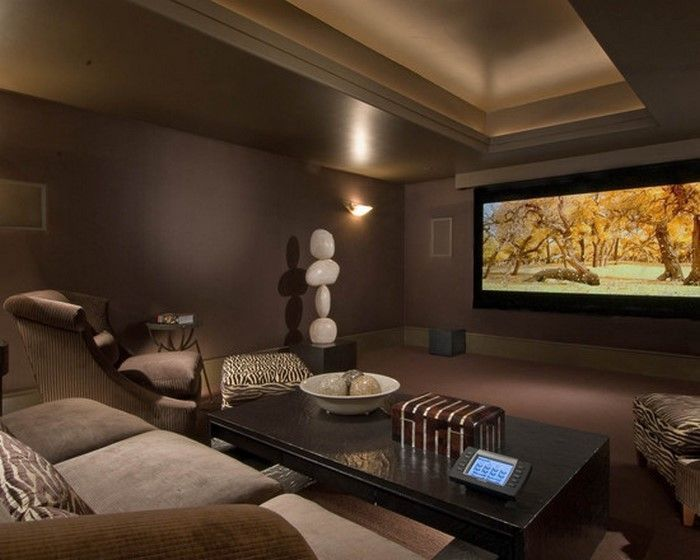 Make Room For Your Own Cinema Tag Home Theater Ideas 2017 Home Entrancing Living Room Home Theater Ideas Design Ideas