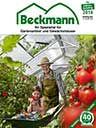 Beckmann-KG: Gewächshaus, Wintergarten, Anlehnhäuser, Gerätehäuser, Gartenzubehör, Gewächshäuser, Carports