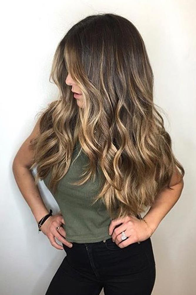 Best 25 highlighted hair for brunettes ideas on pinterest hair best 25 highlighted hair for brunettes ideas on pinterest hair styles for brunettes summer hair color for brunettes and highlights for brown hair pmusecretfo Images