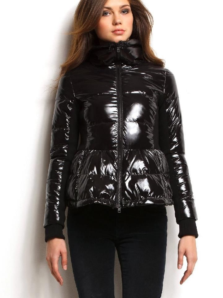 Pin by Shiny C. on Jackets | Puffer jacket women, Jackets