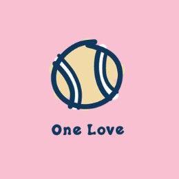 live love tennis hoodies | Product: Life is Good Women Tennis One Love Tee Shirt