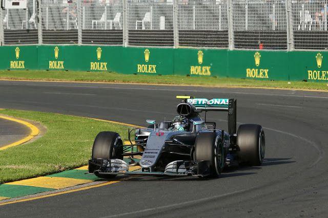 Paul English Formula 1: Rosberg takes win after spectacular Alonso crash
