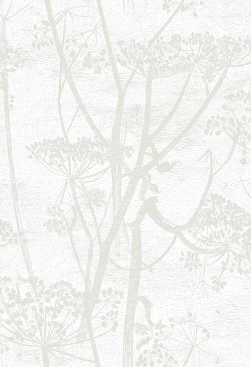 Cow Parsley Off White wallpaper by Cole & Son