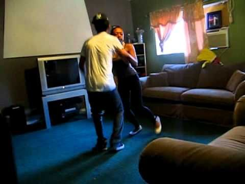 La Peinada Chuy Lizarraga=Blackxican Dance Couple - YouTube