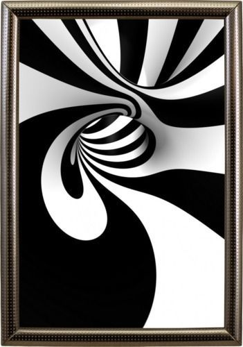 Abstract Counted cross stitch pattern, Black and white abstraction, download PDF #NattikStudio