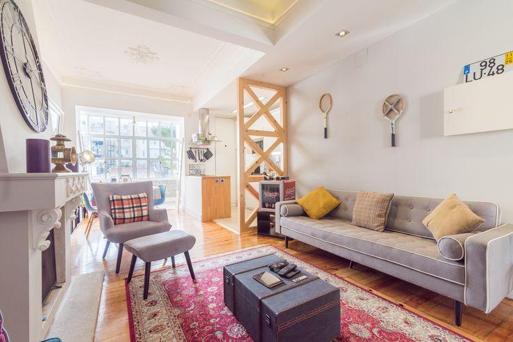 HomeLovers: living room decor inspiration