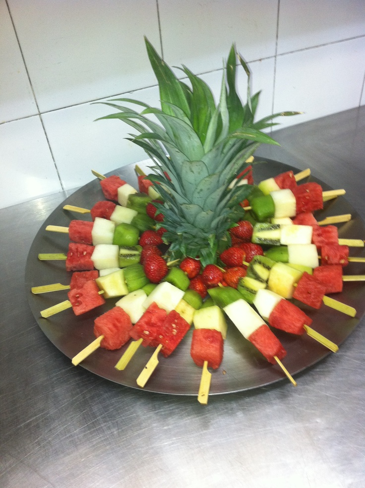 10 best images about frutas on pinterest mesas kabobs for Secar frutas para decoracion
