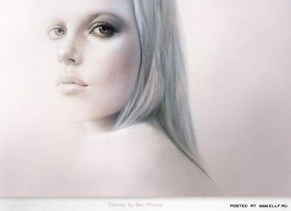 Женский образ от Бек Уиннел (27 фото)