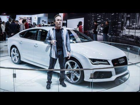 2014 Audi RS7 Show
