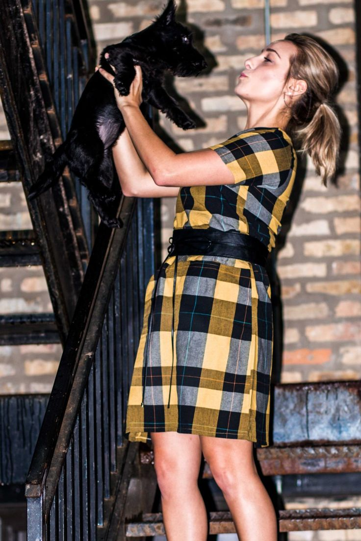 Puppy Love, Feedback and Fall Fair Trade Fashion | Chicago Street Fashion | The Full Color Life