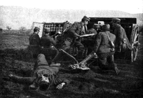 Greek Artillery Balkans.This Day in History: May 30, 1913: The First Balkan War ends http://dingeengoete.blogspot.com/2013/05/this-day-in-history-may-30-1913-first.html