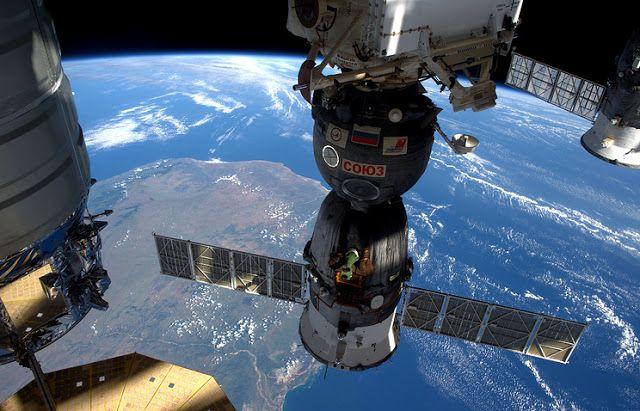 Pesawat ruang angkasa Amerika Dragon akan kembali ke Bumi dengan kargo ISS