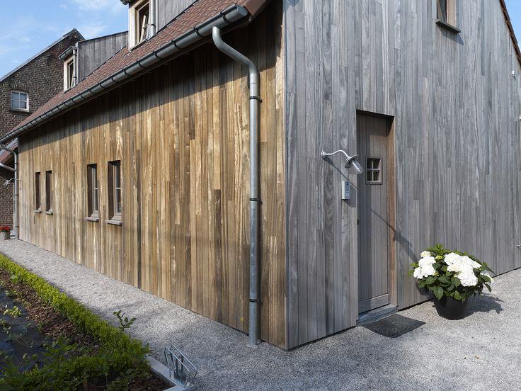houtcreaties Gevelbekleding padoek-Project DL Zwalm_Architect Lucie Van Der Gucht (7) - Houtcreaties